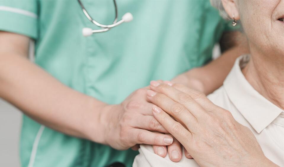 Thuisverpleging Lutgarde Kaes - Erpleegkundige zorgen